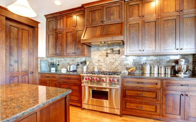 Benefits of Renovating Your Kitchen with Custom Kitchen Cabinets