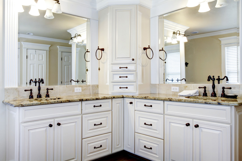Custom Bathroom Cabinets - Bathroom trends for 2017