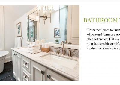 Bathroom Details