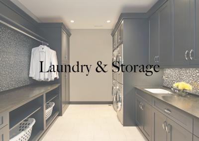 Laundry&Storage