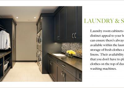 Laundry&Storage Details