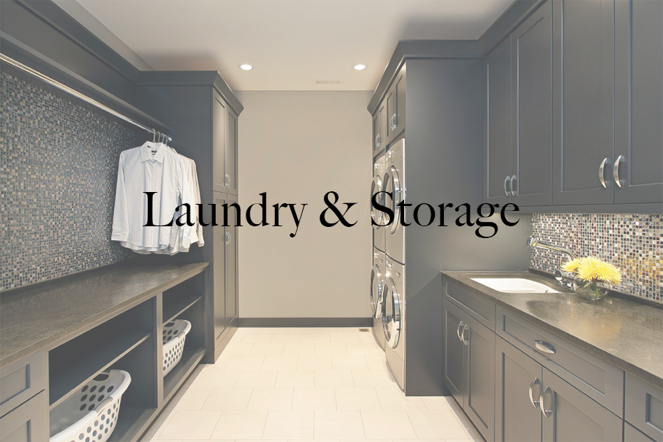 Laundry&Storage