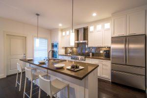 Small Kitchen, No Problem - Custom Kitchen Cabinets