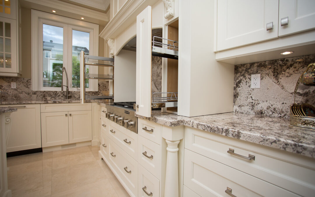 Custom Kitchen Cabinets 101 – Everything You Should Know