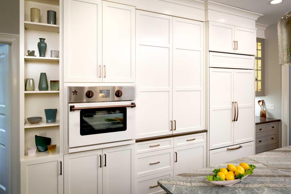 white kitchen toronto