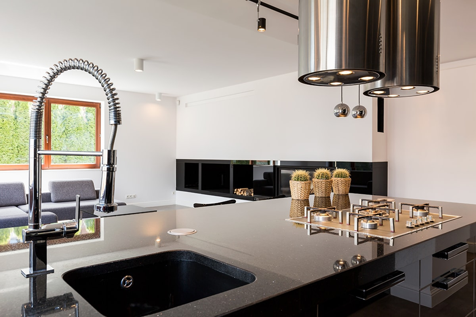 modern kitchen gallery