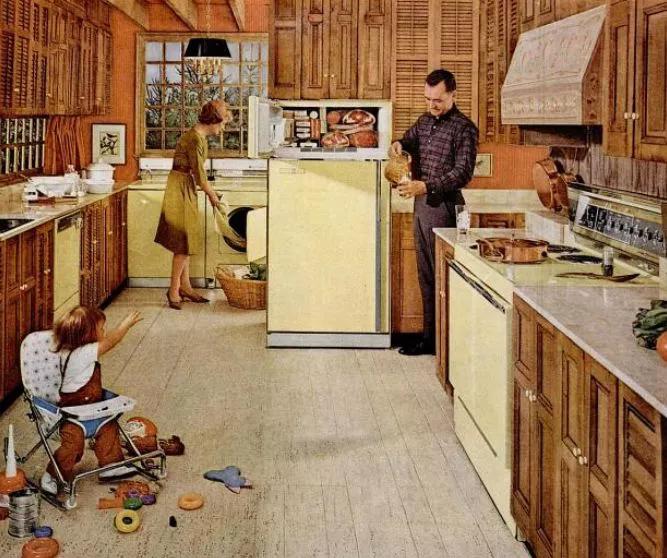 modern kitchen gallery