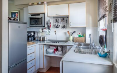 Tips On How To Make Small Kitchen Look Bigger